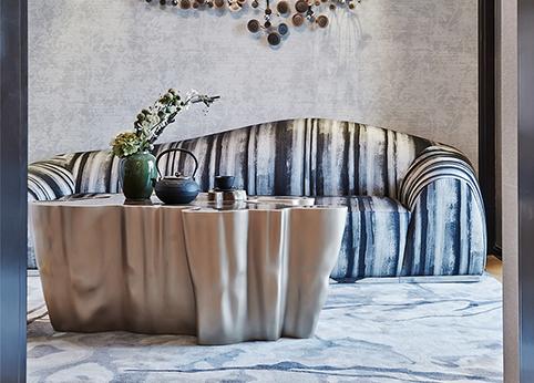 沙發裝飾效果
