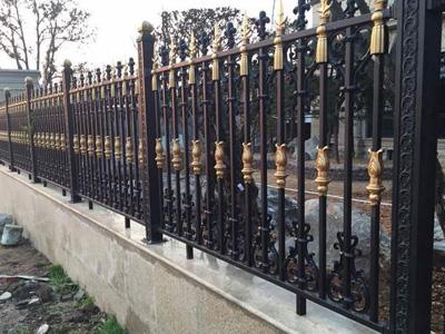 石家庄铝艺护栏
