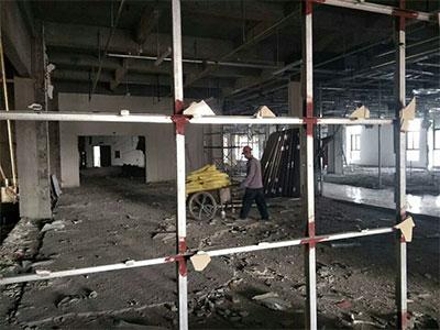 石家庄钢结构拆除