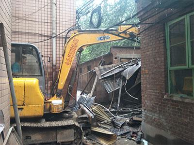 石家庄建筑拆除工程