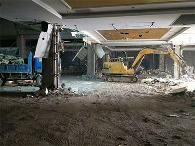 石家庄拆除工程