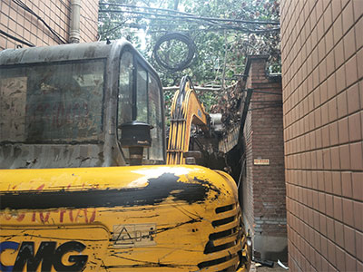 邯郸河北建筑物拆除