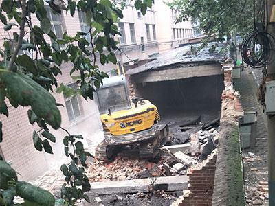 廊坊石家庄机械拆除