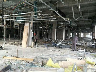 唐山石家庄钢结构拆除工程