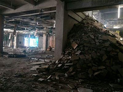 石家庄拆迁施工