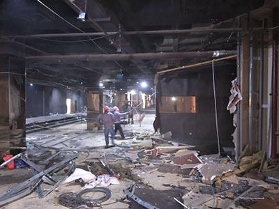 保定建筑物拆除公司
