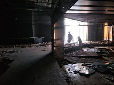 廊坊石家庄高空拆除公司