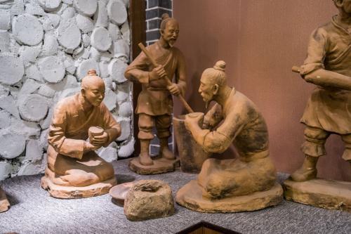 重庆泥塑制作