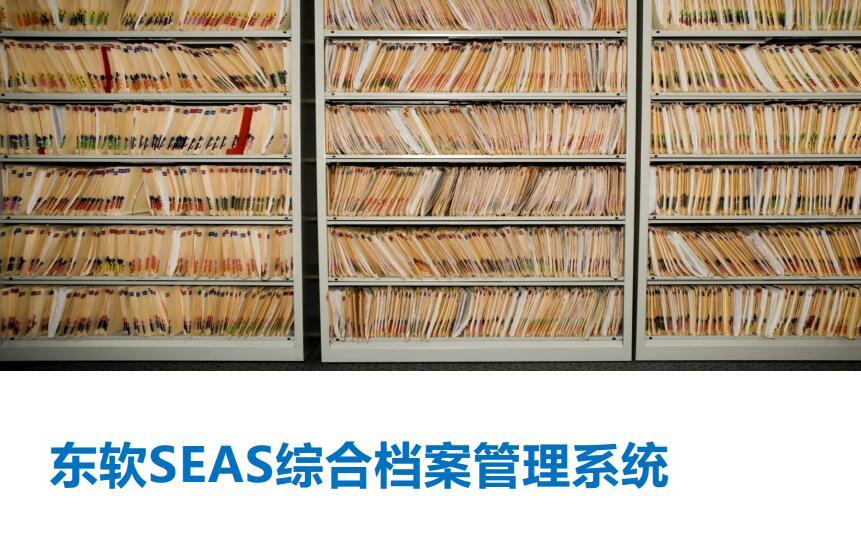 东软档案管理软件