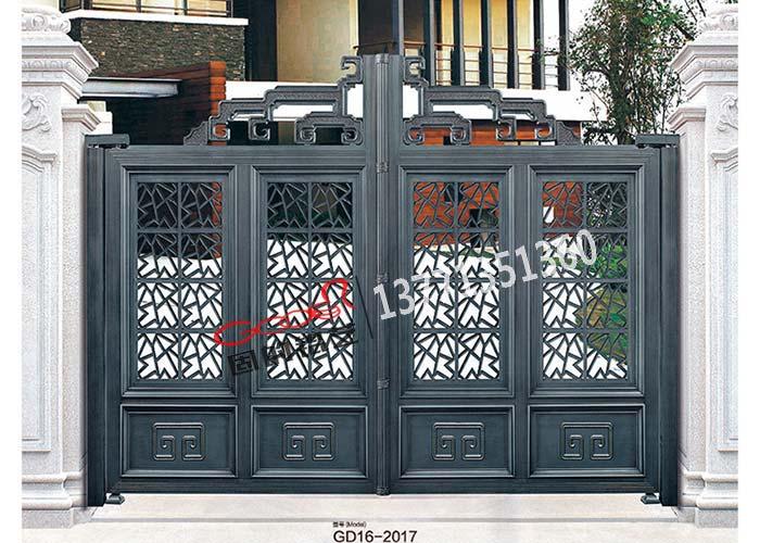 上海庭院门