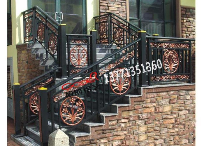 苏州铝艺楼梯