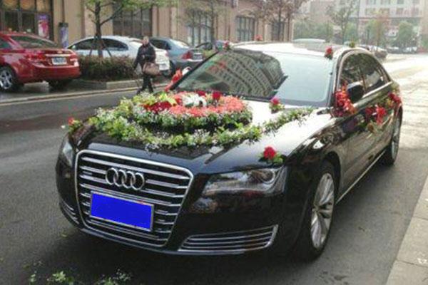 貴陽婚慶用車出租