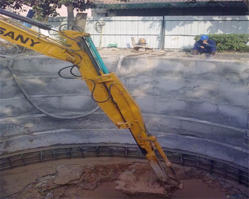 顶管工程施工项目