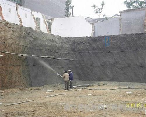 赣州土钉墙