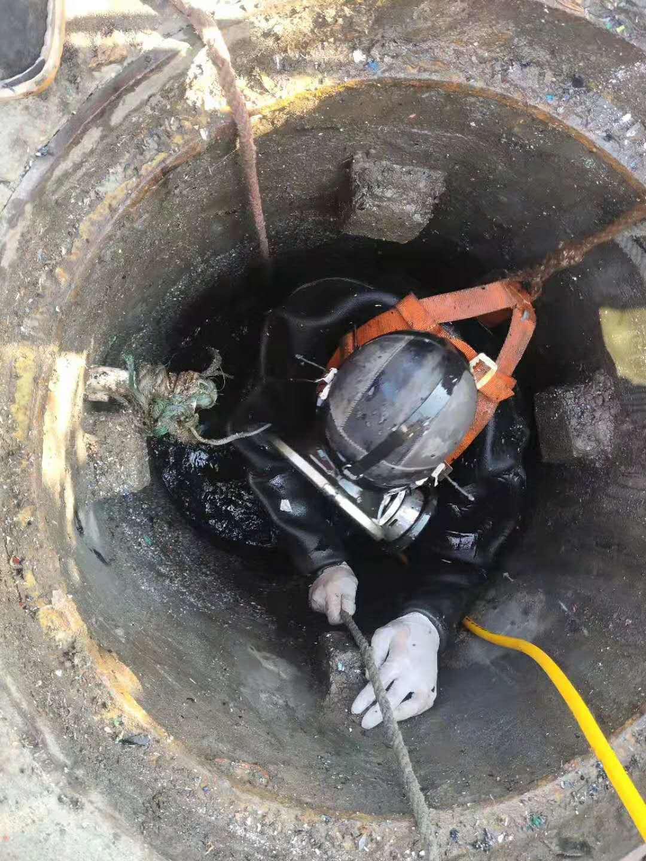 市政雨汙水管道清淤疏通