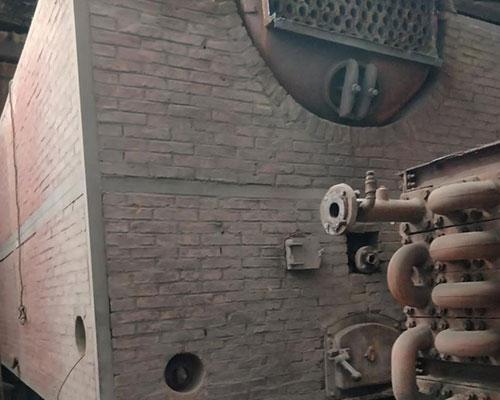 报废锅炉回收