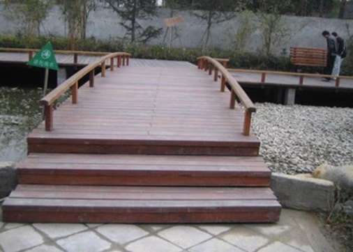 山东防腐木木桥