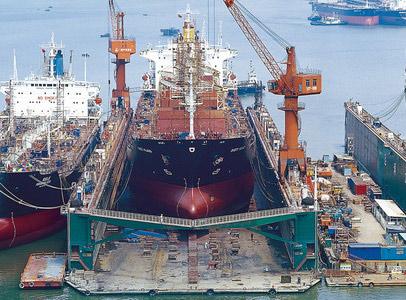 上海船坞补漏