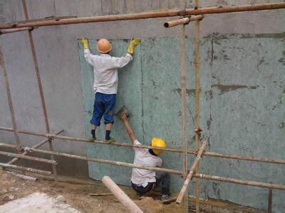 施工缝堵漏工程