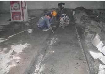 施工缝防水堵漏