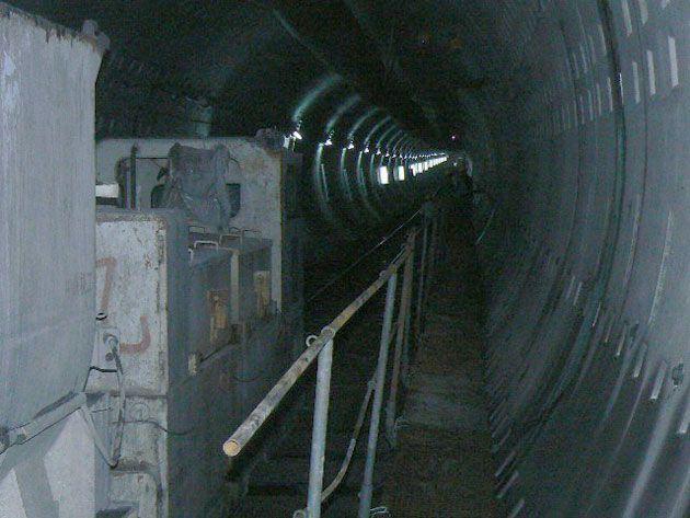 礦井巷道堵漏工程