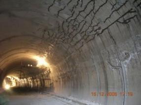 循环水道堵漏施工
