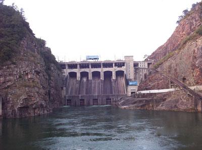 湖北水库大坝堵漏工程