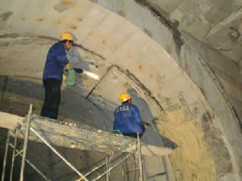 地铁工程堵漏施工