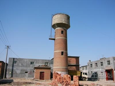 凉水塔堵漏