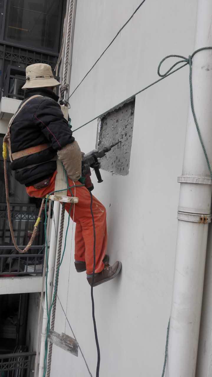 苏州专业大厦外墙堵漏