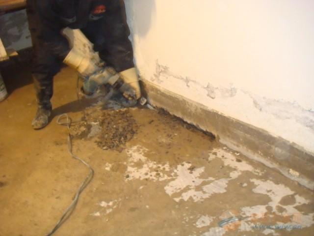 地下車庫防水堵漏