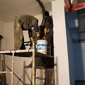 地下車庫伸縮縫堵漏