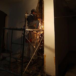 盐城地下室伸缩缝堵漏