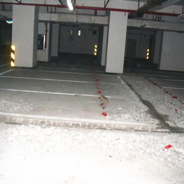 地下车库伸缩缝堵漏