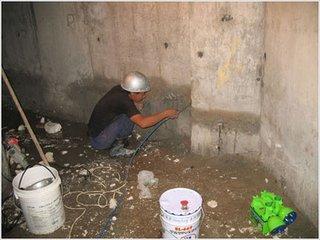 地下室漏水堵漏