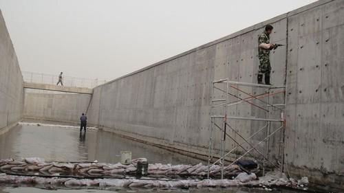 污水池堵漏施工