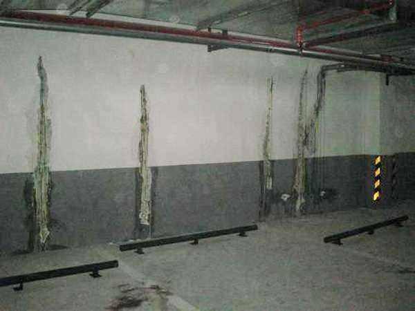 屋面伸缩缝堵漏工程