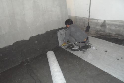 地下室外墙防水堵漏
