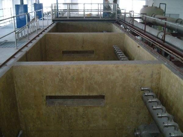 污水池渗水堵漏施工