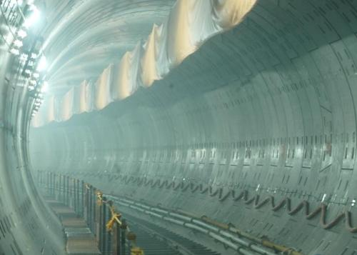 地铁隧道堵漏施工