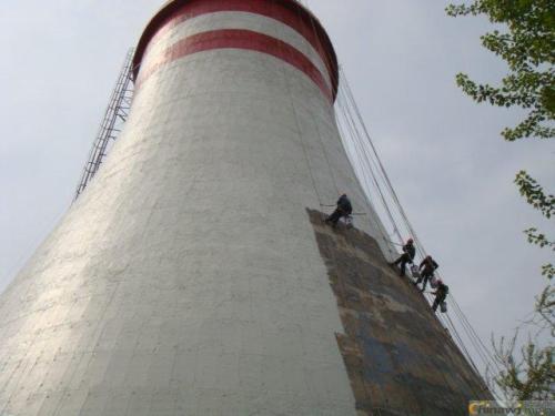 凉水塔堵漏工程