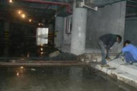 人防工程防水堵漏