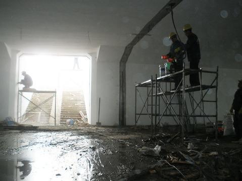 地下室防水堵漏施工