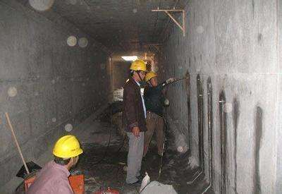 地下室专业防水堵漏