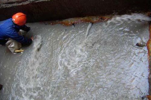 库尔勒水池防水堵漏