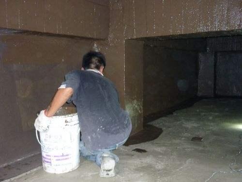 消防水池防水补漏