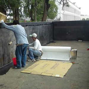大型污水池防水堵漏