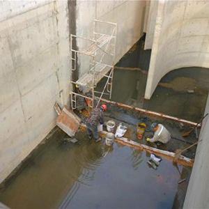 水池补漏方法