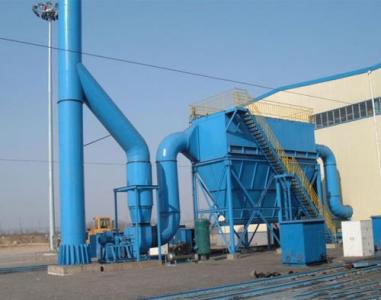 矿热炉专用除尘器厂家