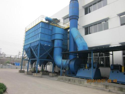 袋式工业除尘器